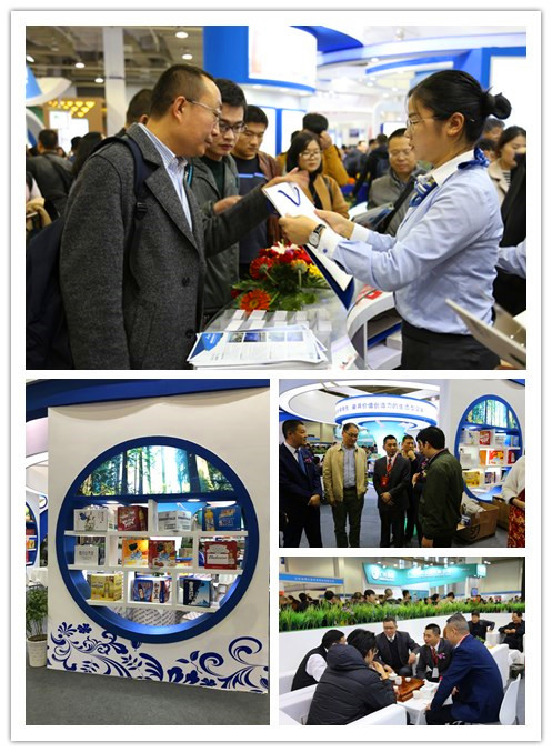ShanYing Intl attends the 2018 International Paper Ordering Fair